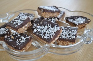 Yummy Recipes: Gluten Free Almond Power Bars Recipe Review…