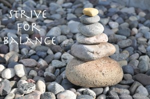 Strive For Balance... Be Healthy: Whole Living