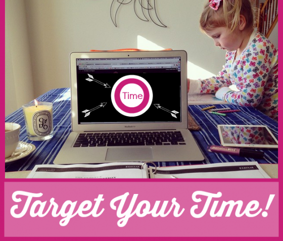 Target Your Time! by Natalie Hixson